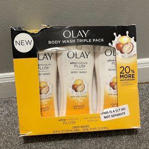 Olay Ultra Moisture Plus With Shea B3 Body Wash